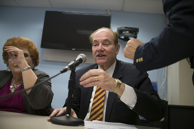 Koppell Calls Klein a 'Reptile' in Scathing Mailer