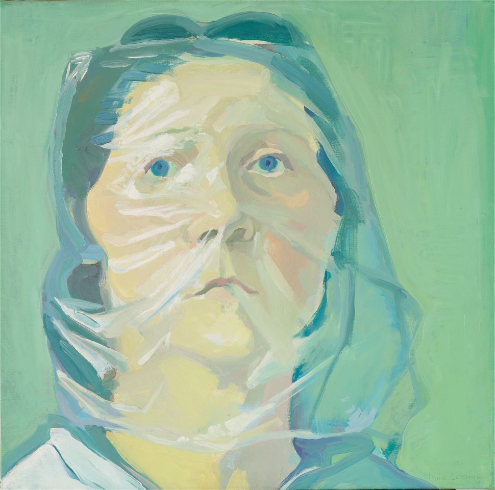 Maria Lassnig at MoMA PS1