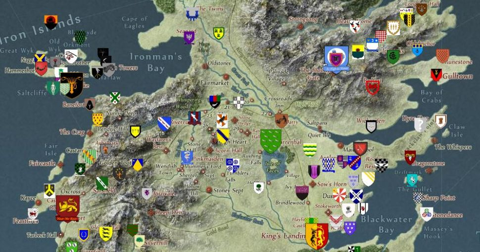 Maps That Tell Stories