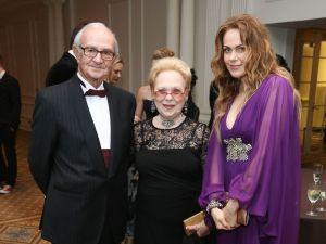 Lorenzo Anselmi, Renata Scotto and Kristine Opolais.