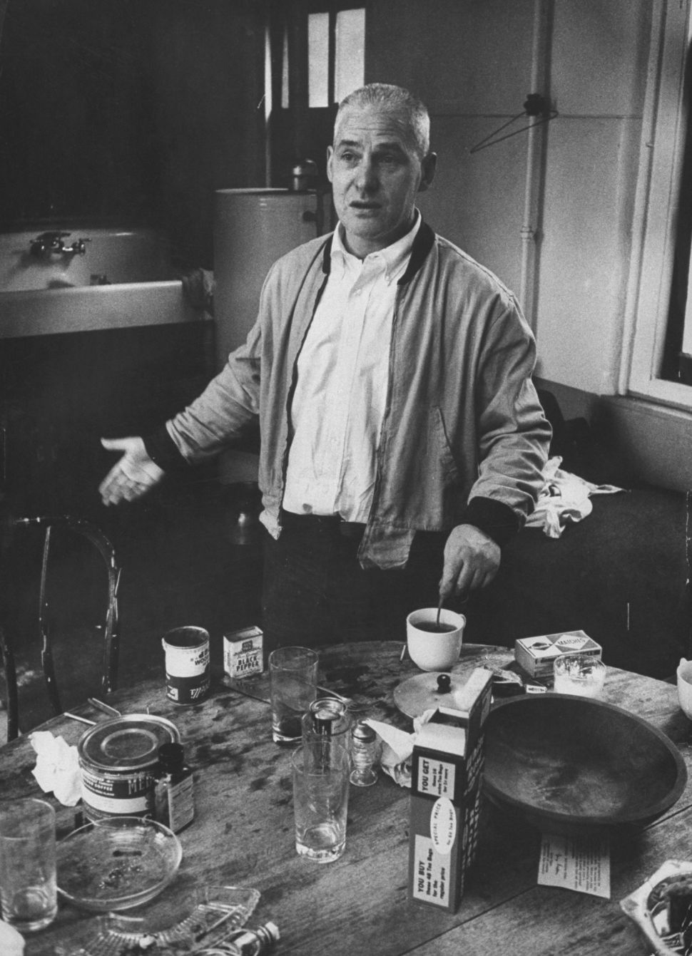 Dalí on de Kooning: 'The Greatest Painter of America'