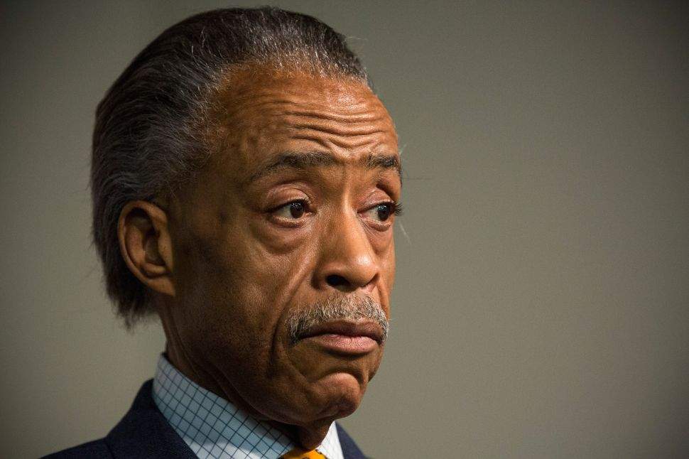 Sharpton Defends Mayor's Decision to Skip Staten Island March