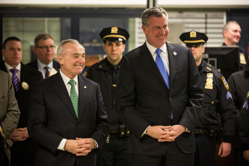 De Blasio: NYPD 'Beefing Up' Security After Australian Hostage Crisis