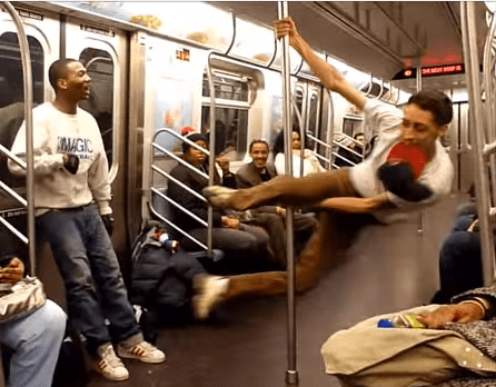 Footlosers: NYPD Arrests Nearly 100 Subway Break Dancers