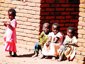 Children in Rural Africa