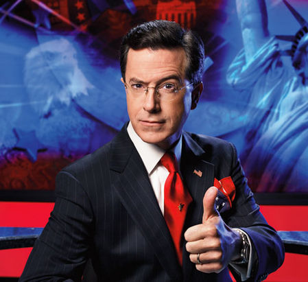 CBS Names Stephen Colbert New Host of 'Late Show'