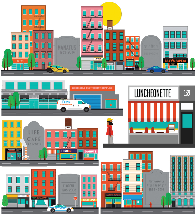 The Death of the Neighborhood Restaurant