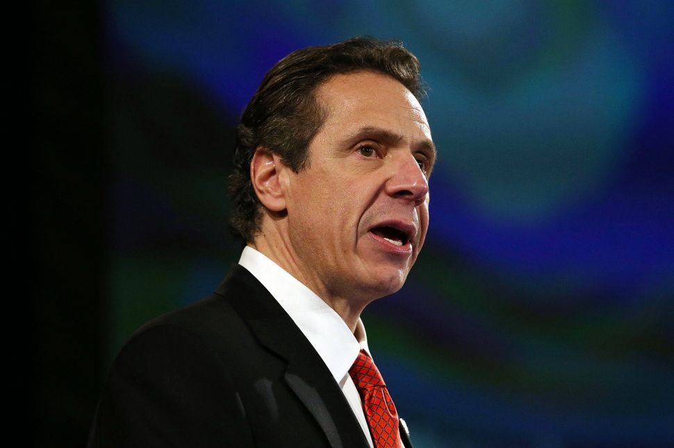 Cuomo Supporters Tout Governor on Working Families Party Conference Call