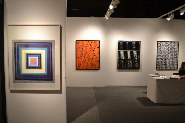 At the AIPAD Photography Show, Bits of Museum Shows, Past and Present