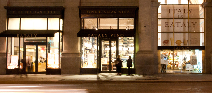 Eataly Part Deux: Italian Mega-Store to Open Second New York Branch at WTC 4 Base