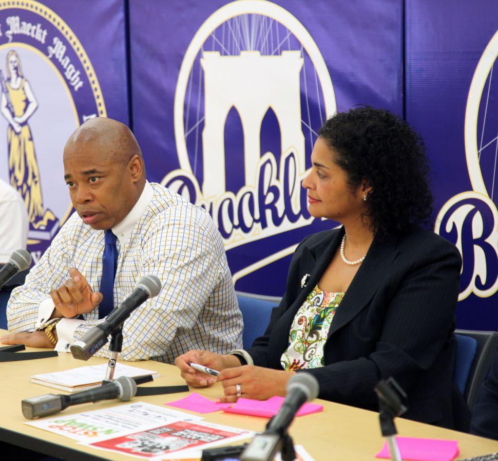 Borough President Eric Adams 'Open' to Future Mayoral Run
