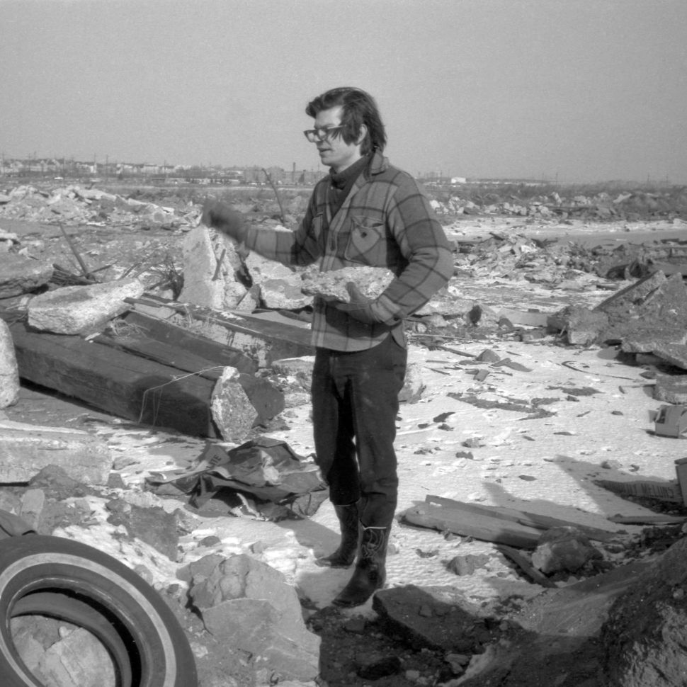 Out of Site: Finding Robert Smithson's New Jersey
