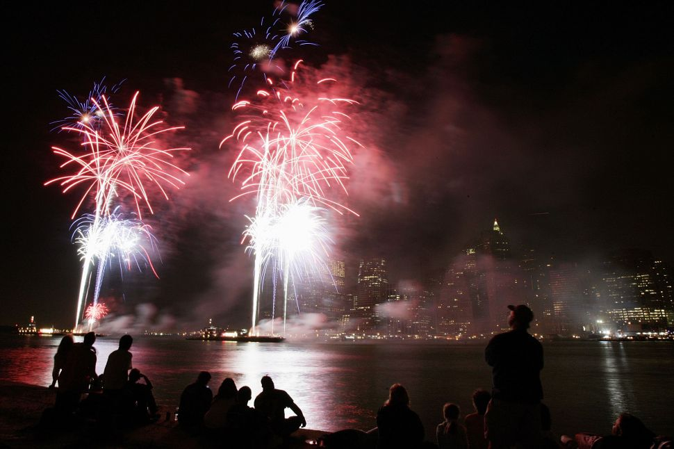 July 4th Fireworks Show Returning to East River: Sources