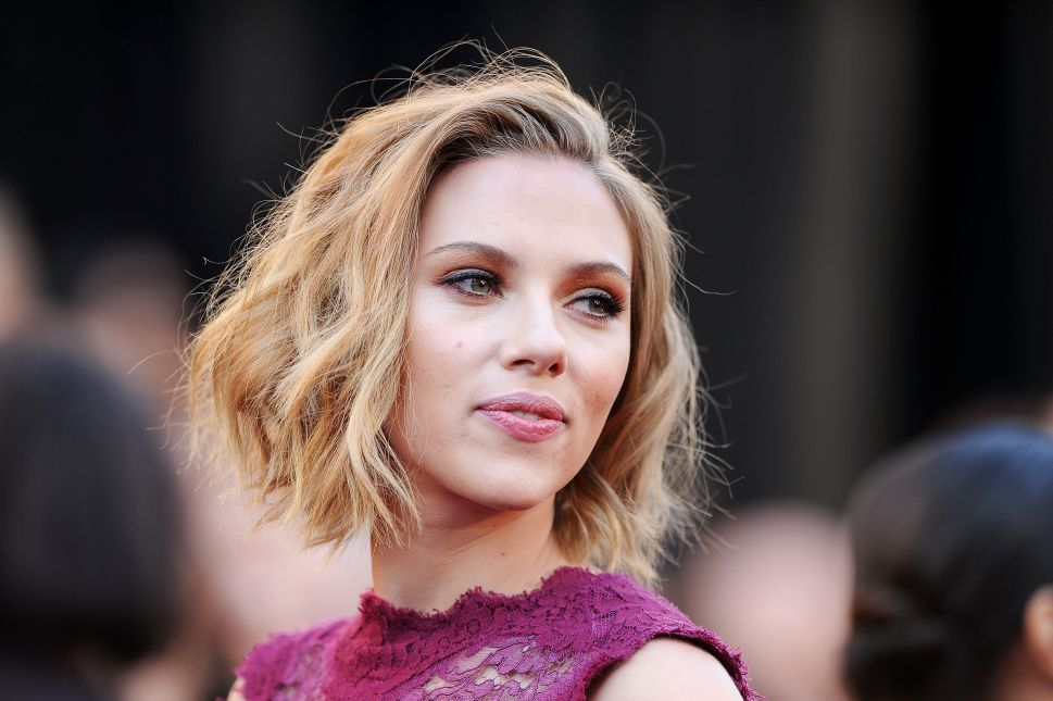 Scarlett Johansson Invested in a Painting by American Artist Lois Dodd