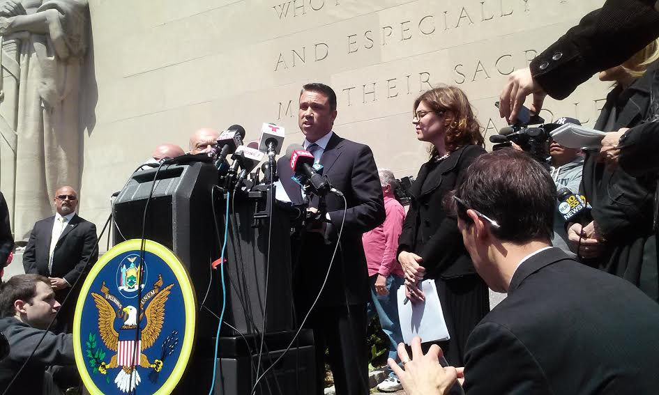 'I Have an Election to Win': Michael Grimm to Continue Campaign Despite Indictment