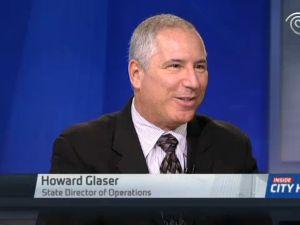 Howard Glaser. (screengrab: NY1