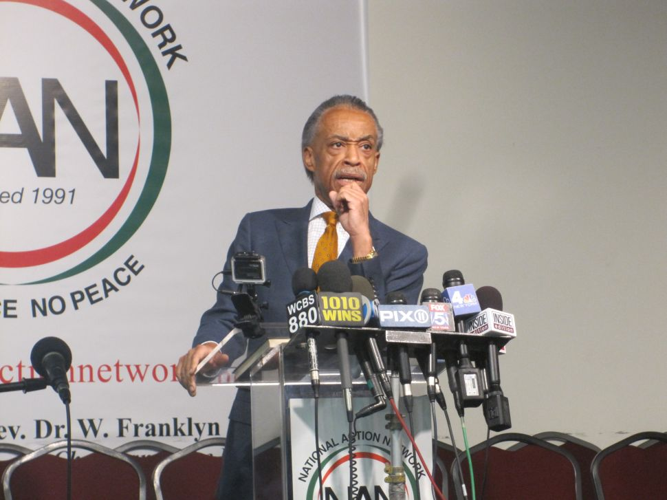 Al Sharpton: 'I Was Not and Am Not a Rat, Because I Wasn't With the Rats. I'm a Cat'