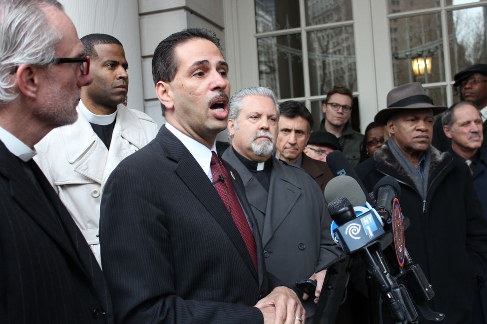 Religious Activists Rally to Push de Blasio Administration on Access to Schools