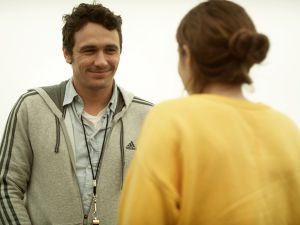 James Franco and Emma Roberts in Palo Alto.