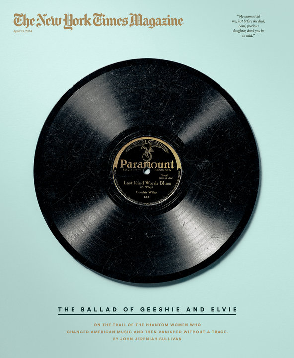 The Story Behind John Jeremiah Sullivan's Times Magazine Cover Story