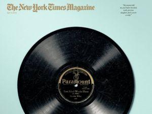 The <em>Times Magazine</em> cover story.