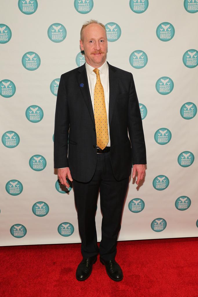 Matt Walsh Of 'Veep' Talks TV, Twitter and HBO GO Passwords