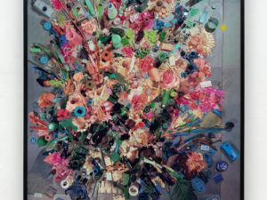 'Contemporary Floral Arrangement 5 (A Compact Mass),' 2014. (Courtesy the artist and Foxy Production)