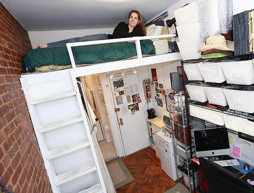 The Great Micro-unit Debate Is Moot; Tiny Apartments Already Exist All Over Manhattan
