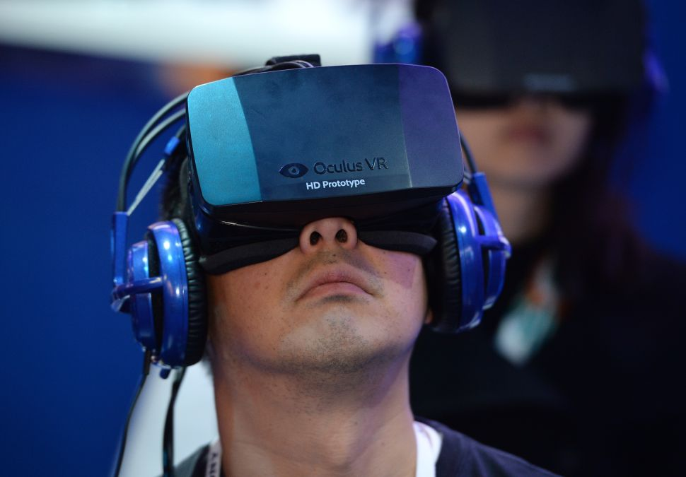 It Might Be Time to Let Oculus Rift Go — And That's Okay