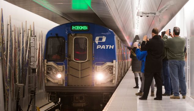 PATH service on weeknights is here to stay- the service will not be suspended.