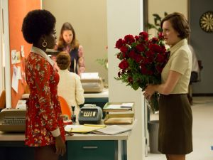 The Great Mad Men Flower Fiasco. (Photo: blogs.amctv.com)