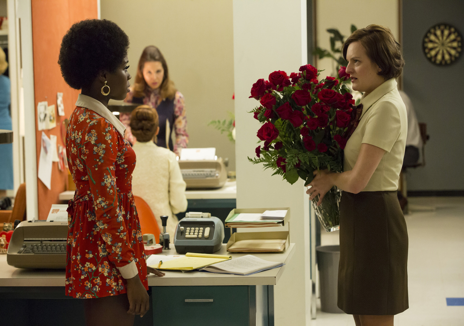 Mad Men 702: Dawn and Sally Take All