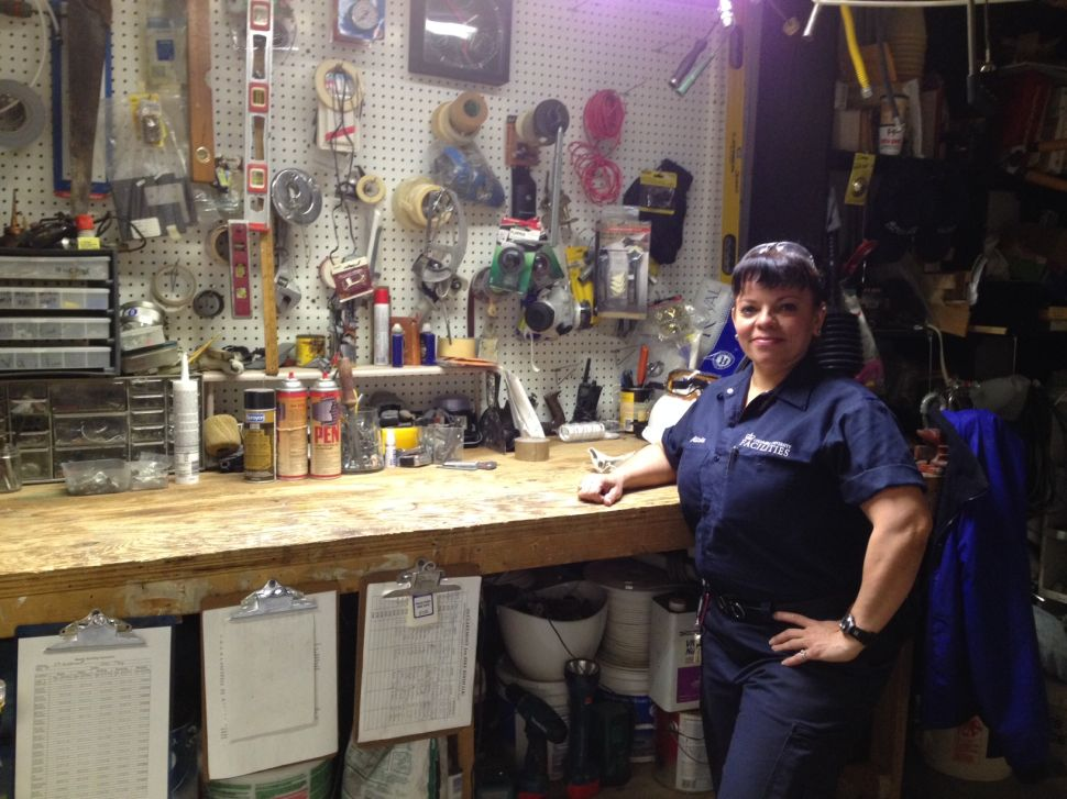 You Don't Need a Man to Fix It: Handywomen Remain a Rare Breed In New York