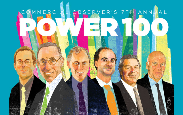 Commercial Observer's 7th Annual Power 100