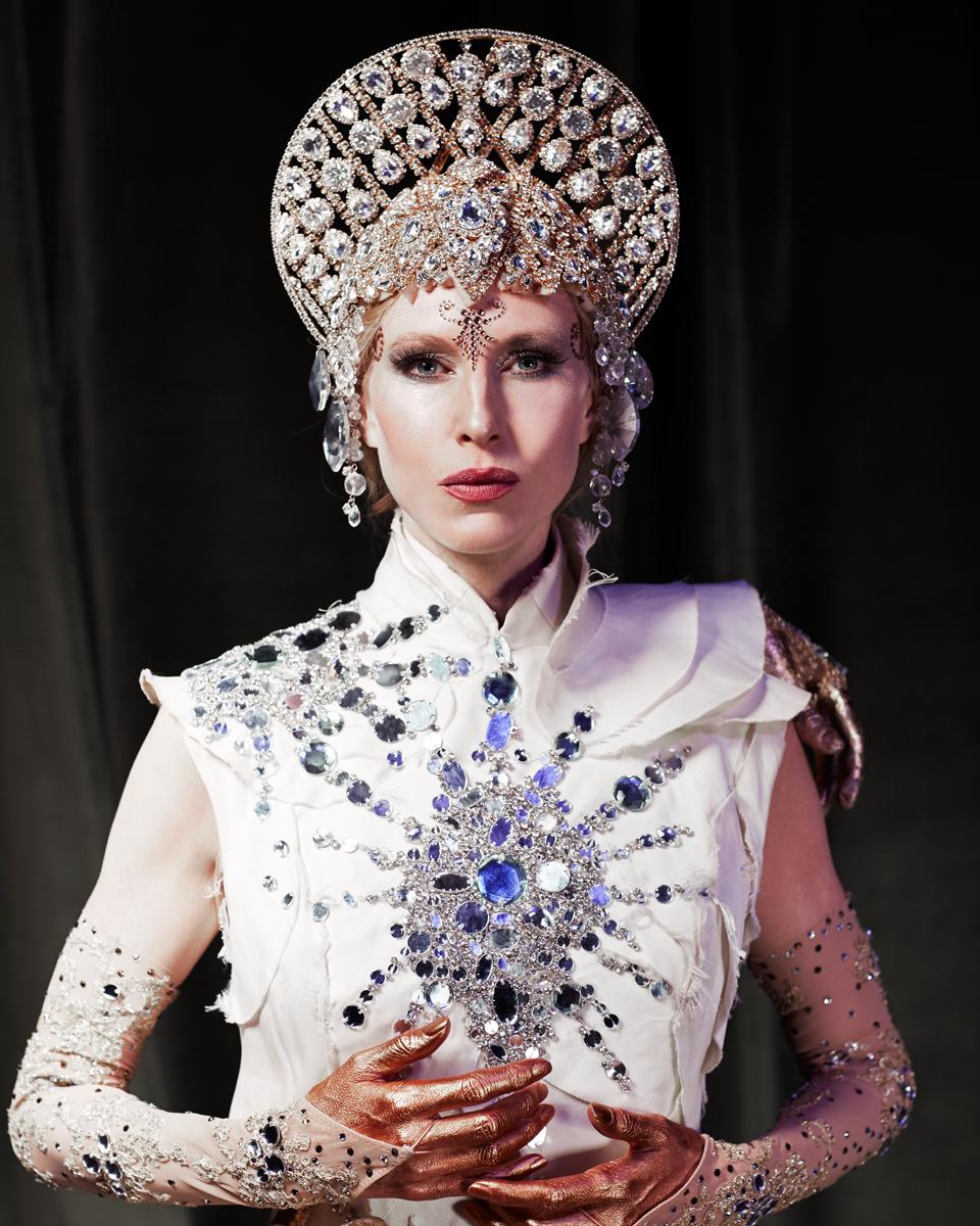 Giovanna Battaglia talks Queen of the Night