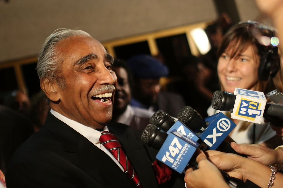 Rangel Leads Espaillat in Uptown Race, New Poll Finds
