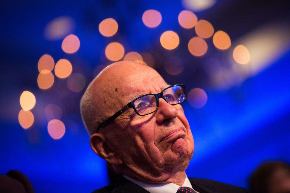 Morning Media Mix: Rupert Murdoch Redux