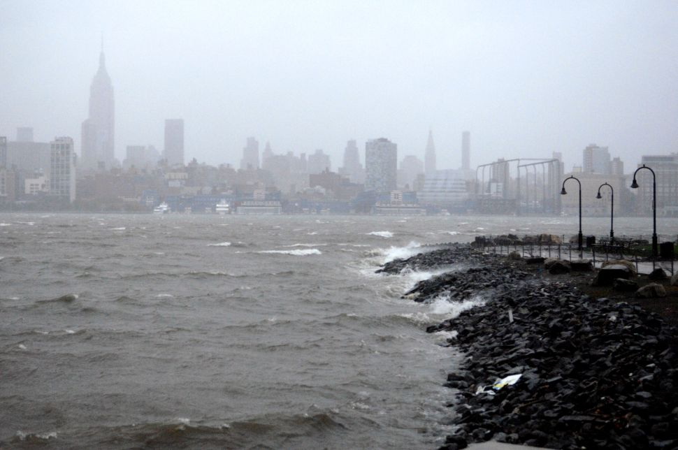 Rising Sea Levels and Temperatures Ahead for NYC: Report