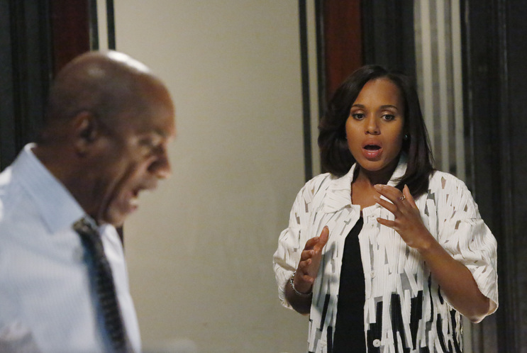 'Scandal' Season Finale: The Bomb Goes Off