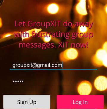 (GroupXiT)