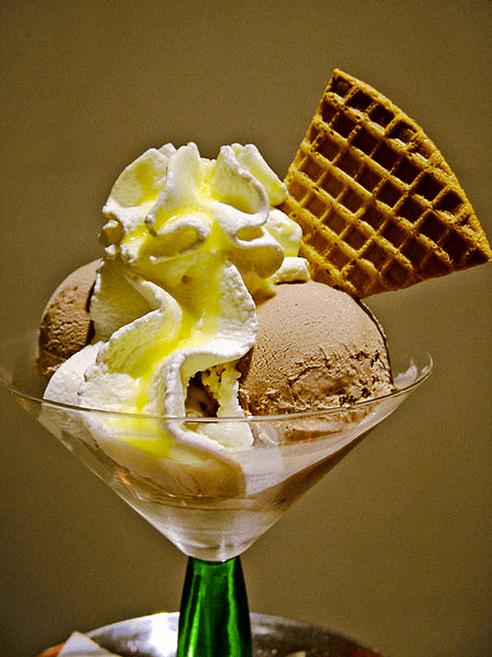 Food Inventor Creates Viagra Ice Cream