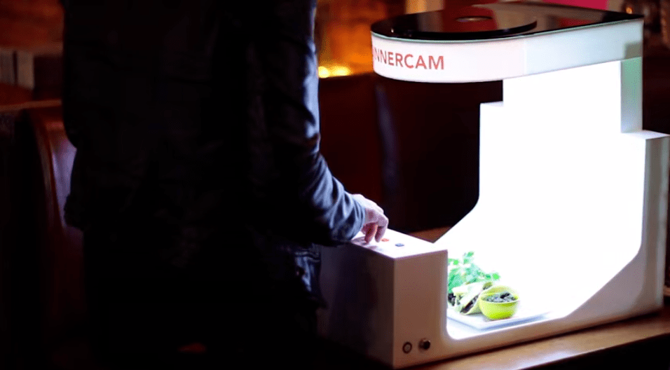 New Portable 'Food Photobooth' Will Take Brunch Photography To The Next Level