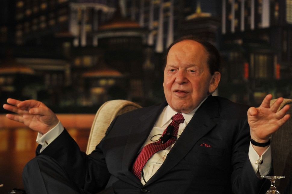 Mystery Solved: Sheldon Adelson Reportedly Bought the Las Vegas Review-Journal