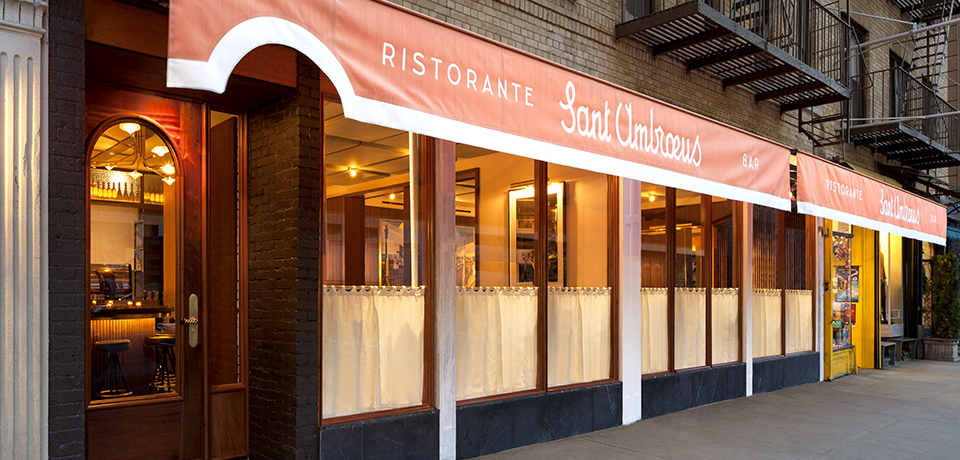 Pipe Down: Sant Ambroeus' Soho Neighbors Rally Against Noisy Restaurant