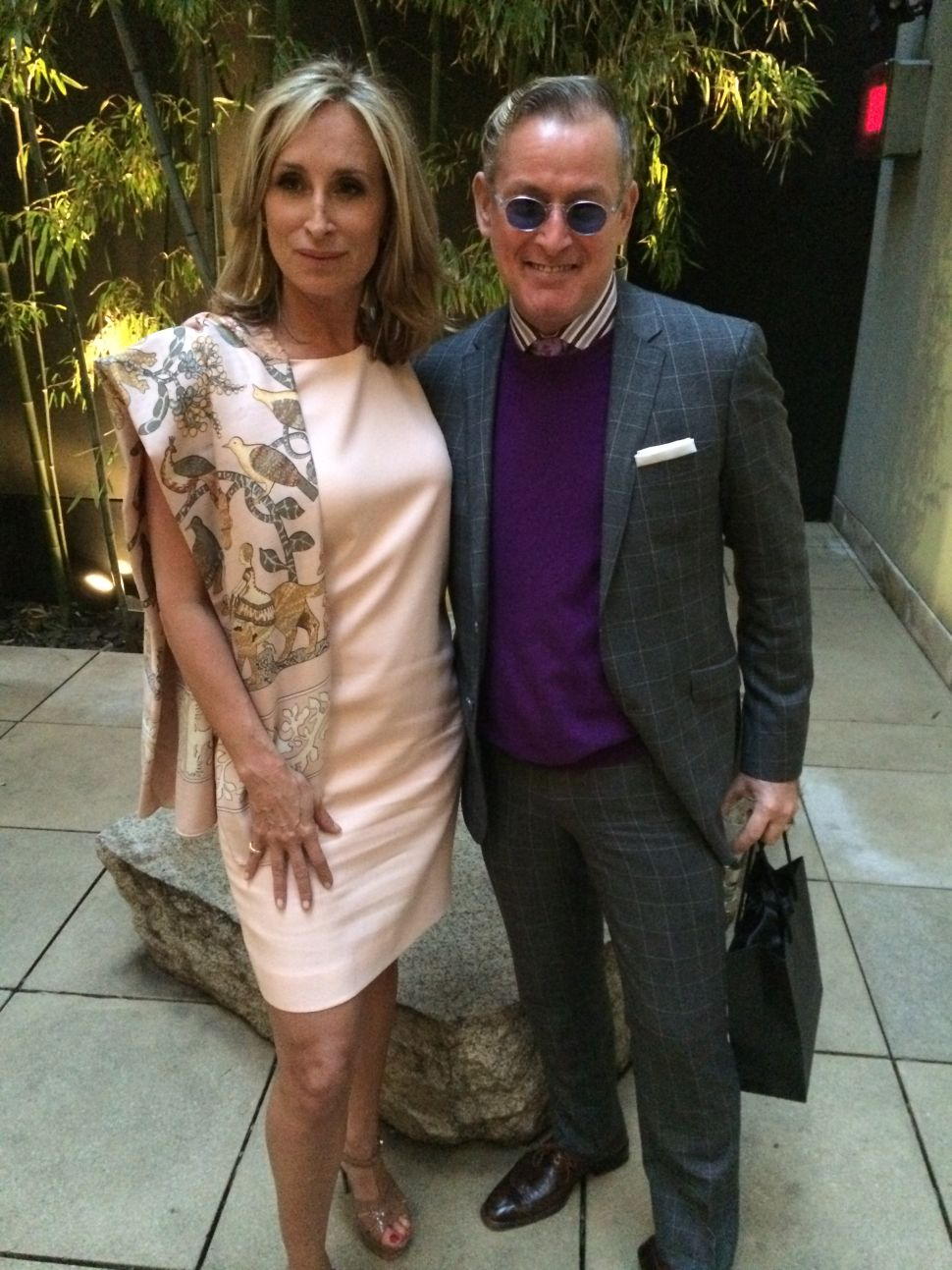Caburlesque or Cooking? 10 Minutes With 'Real Housewife' Sonja Morgan