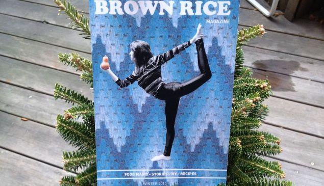 Brown Rice Magazine (brownricemagazine.com)