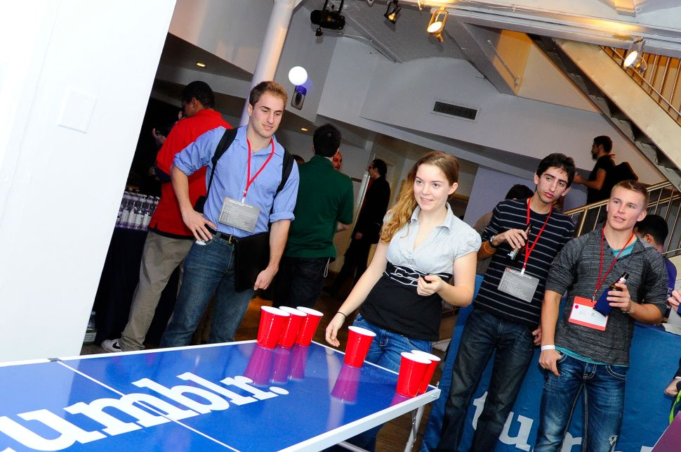 Find Your Next NYC Tech Job At This Keg Party Career Fair