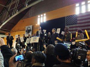 a UPKNYC rally in Albany. (Photo: Twitter/UPKNYC)