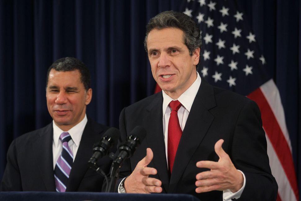 Cuomo Taps His Predecessor to Lead State Democrats