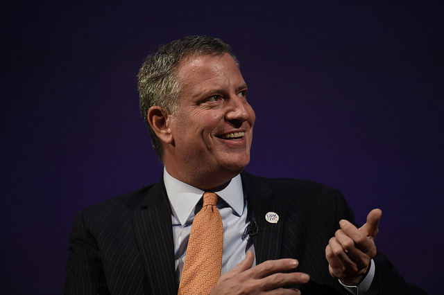 Bill de Blasio Says He Hasn't Moved to Bring Ferrets Back